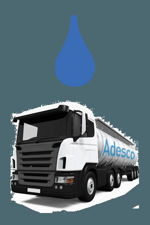 Aigua desionitzada Adesco en Cisterna