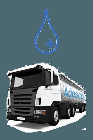 Aigua desionitzada Plus en Cisterna