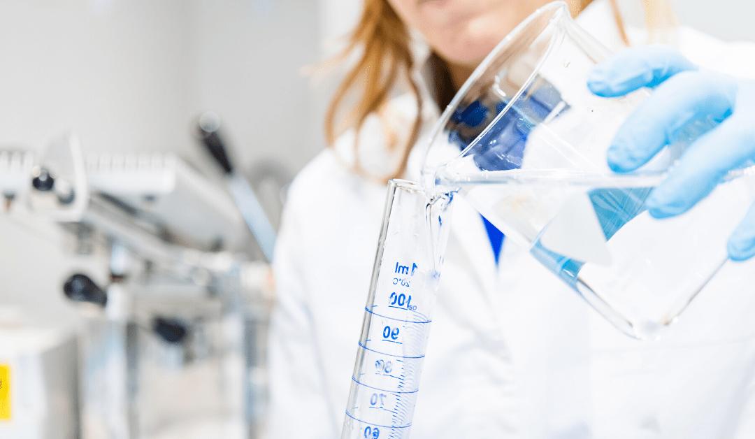 L'aigua a la indústria farmacèutica
